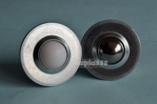 "New 1pcs 7//8/"" Nylonl Balll  Metal Transfer Bearing CY-22H Nylon Ball Bearings"