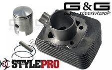 Zylinder 38,2 mm Bohrung 10mm Bolze für Piaggio Vespa Ciao Si Bravo Mofa Moped