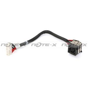 Dell Oem Inspiron N5040 N5050 Laptop Dc_in Dv15 Dc Jack Cable 50.4ip05.001