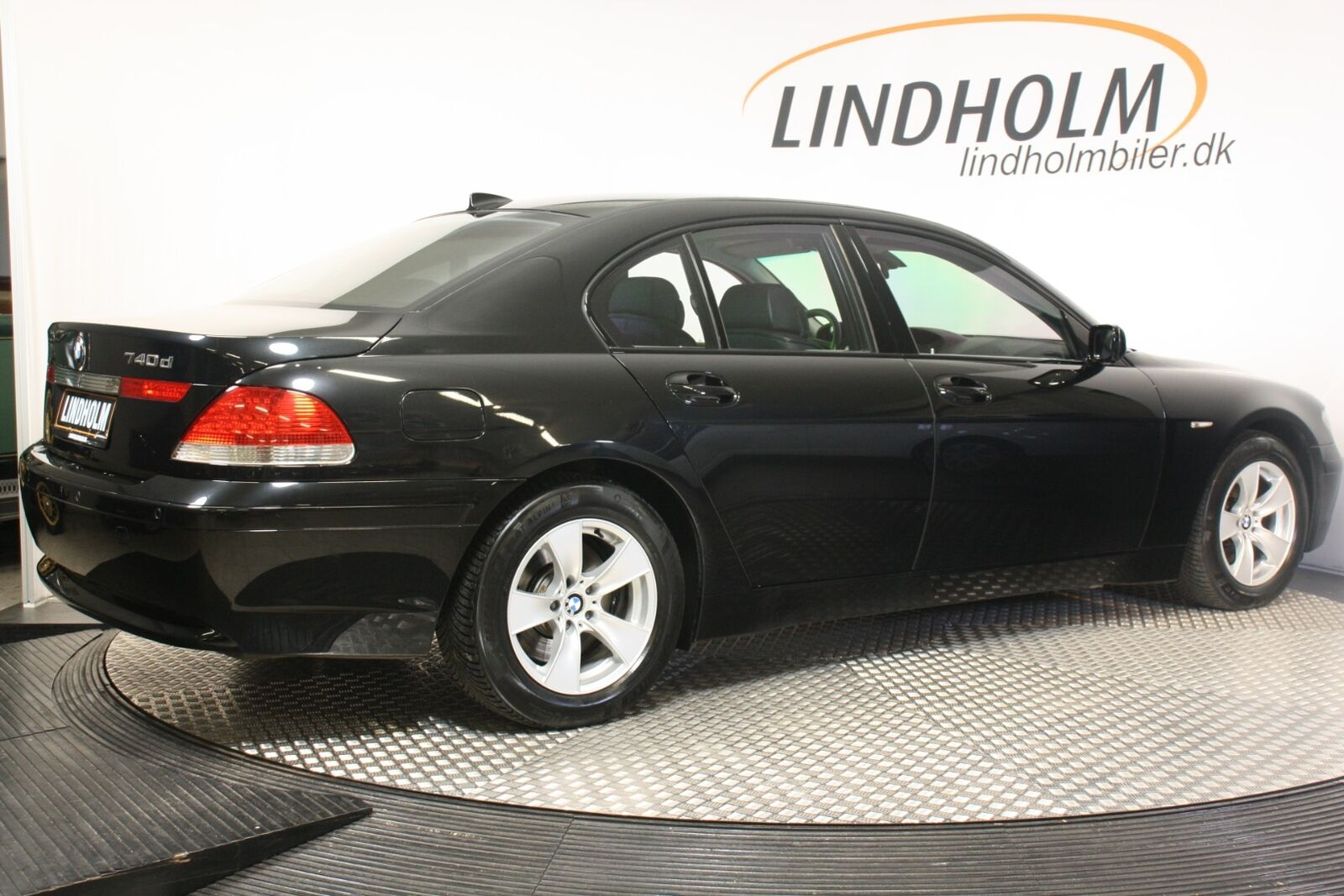 BMW 740d Steptr.