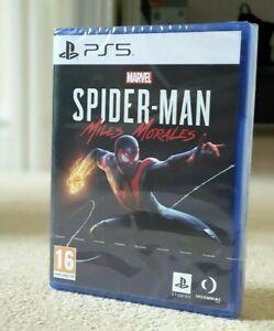 Spider-Man Miles Morales Nuevo Precintado PS5