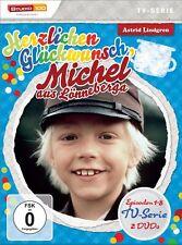 Michel aus Lönneberga - Herzlichen Glückwunsch, Michel  - 2 DVD Box
