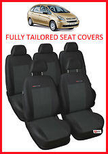 Tailored seat covers for Citroen Xsara Picasso 5 seater - LEFT HAND DRIVE  (p1)