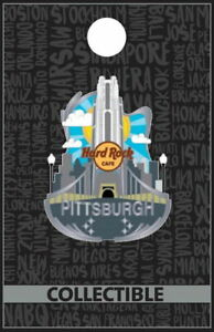Hard-Rock-Cafe-PITTSBURGH-2017-Core-City-ICONS-Series-PIN-New-on-Card-HRC-94859