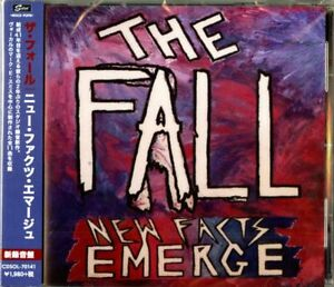 FALL-NEW-FACTS-EMERGE-IMPORT-CD-WITH-JAPAN-OBI-E20