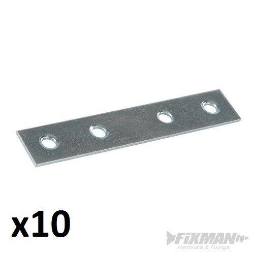 FIXMAN Raccommodage Plaques 10pk 80 mm 844905