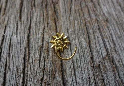 925 Sterling Silver Nose Stud Gold Nose Piercing Mother Day Sale Gifts Nose Stud