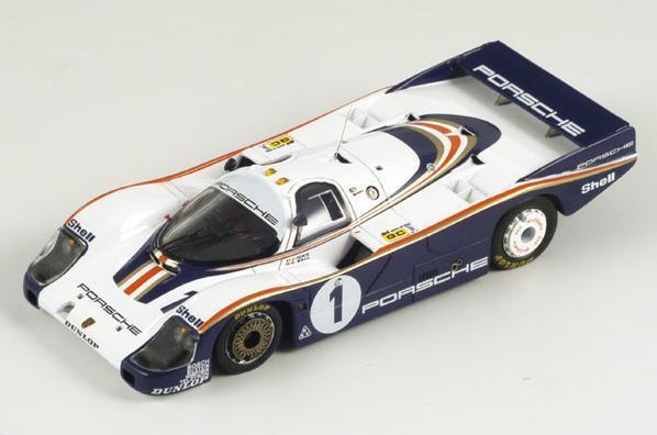 barato en alta calidad Porsche 956    1 Ickx-Bell  Winner 24h Le Mans  1982 (Spark 1 43   43LM82)  el estilo clásico