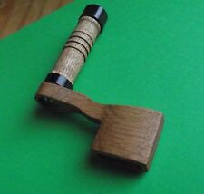 Guitar String Winder. Oak & Nylon. Wooden Tuning Peg Winder  Luthier Tool TF077