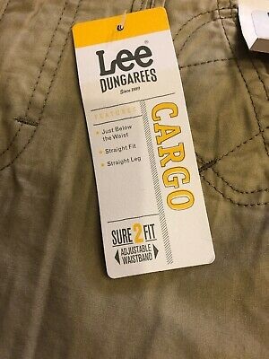 Lee Childrens Apparel Little Boys Dungarees Explorer Cargo Pant 7