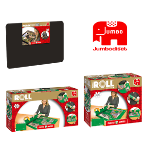 Jumbo Puzzle Mates portapuzzle Board 1000 Puzzle /& Roll Up 3000 Pièce 1500