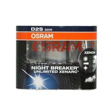 Entladungslampe (Xenon) OSRAM D2S Xenarc Night Breaker Unlimited 4350K 2 Stück