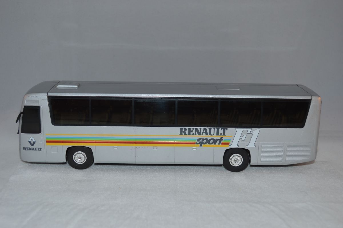 Renault IBS FR1 sport formule 1 autobus french race car F1 1 43 rare to find