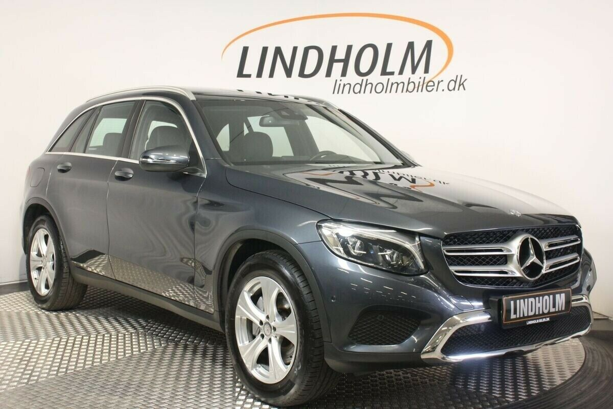 Mercedes GLC250 2,0 Exclusive aut. 4-M