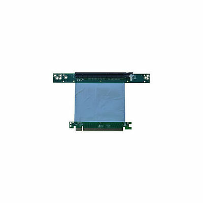 w//7cm ribbon PCI Express X16 Female to X8 Male Riser Card RC1-PELX16A1-C7V2X8