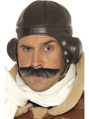 Biggles Pilot Adult Unisex Flying Helmet