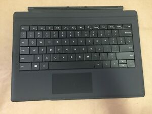 Microsoft-Surface-Pro-3-Type-Cover-Black-Keyboard-NOT-WORKING-TZ10358