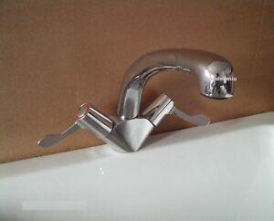 Tapmate Mercury One Hole Durable Chrome Finish Swivel Kitchen Mixer ...