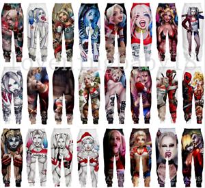 Men-Women-Casual-Jogger-Trousers-Harley-Quinn-3D-Print-Fitness-Sweatpants-Pants