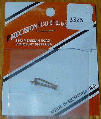 Precision Scale HO #3738.1 Westinghouse AB Type Brake Gear Arrangement for Box /&