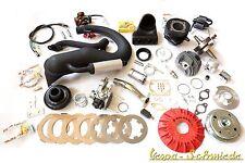VESPA Tuning-Kit V50 - Stufe 3 - Zylinder DR 75cm³ Vergaser VesPower 50N Special