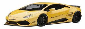 AUTOart-1-18-Lamborghini-Huracan-LB-Works-Metallic-Yellow