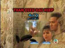 THAN DIEU DAI HIEP - Phim Bo Hong Kong TVB Blu-Ray - US LONG TIENG