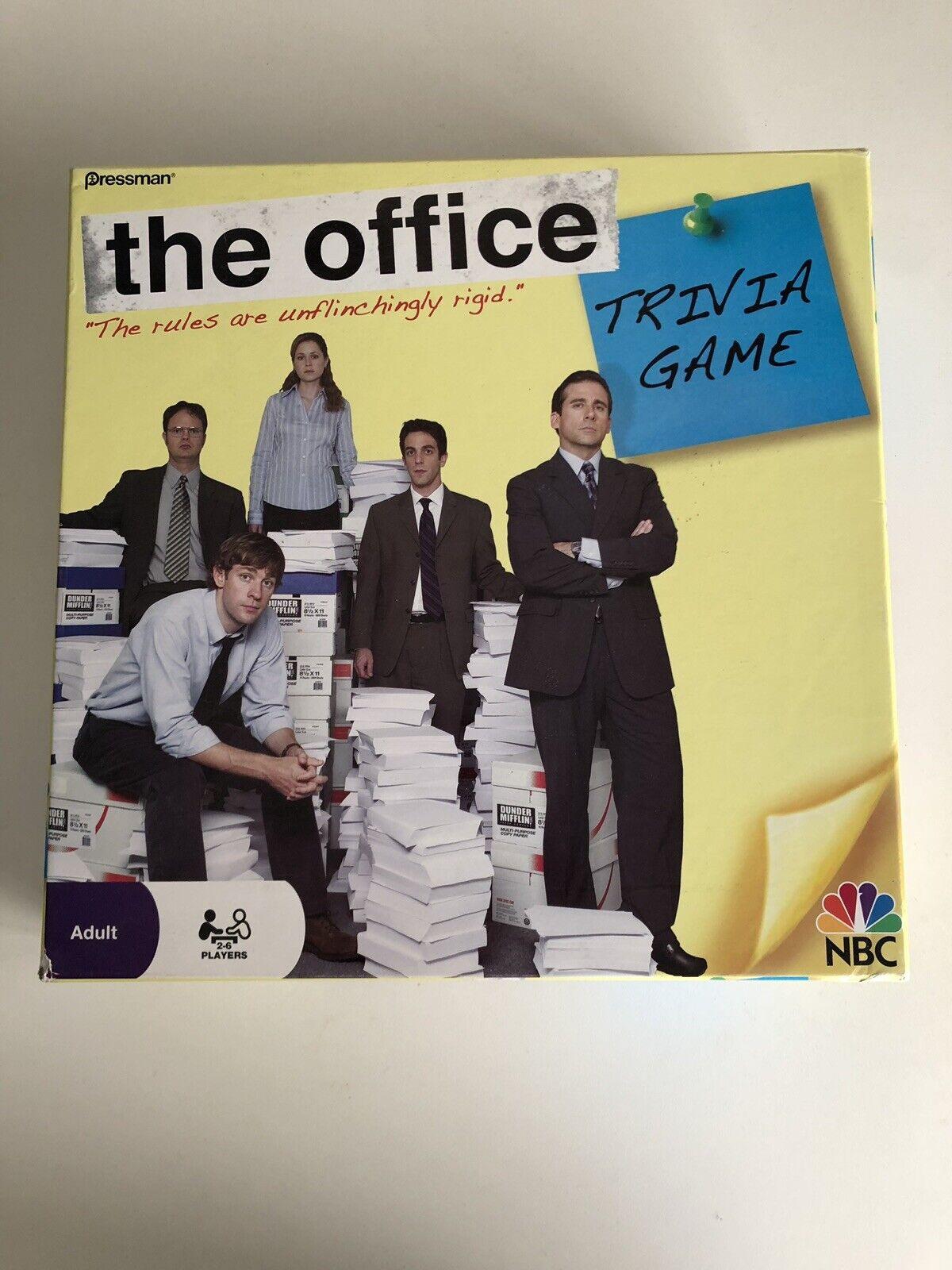 The Office Trivia tavola gioco Dundler  Mifflin NBC mostrare Pressuomo Rare  economico online