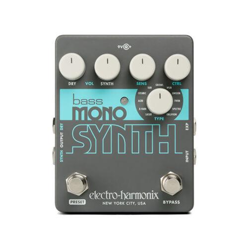 Electro Harmonix EHX Bass Mono Synth Pedal