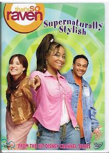 That-039-s-So-Raven-Supernaturally-Stylish-Raven-Symone-2004-DVD-Comedy-Television