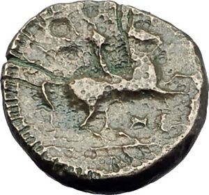 Philip-II-359BC-Olympic-Games-HORSE-Race-WIN-Macedonia-Ancient-Greek-Coin-i64340
