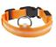 LED-Light-up-Dog-Collar-Pet-Night-Safety-Bright-Flashing-Adjustable-Nylon-Leash thumbnail 3