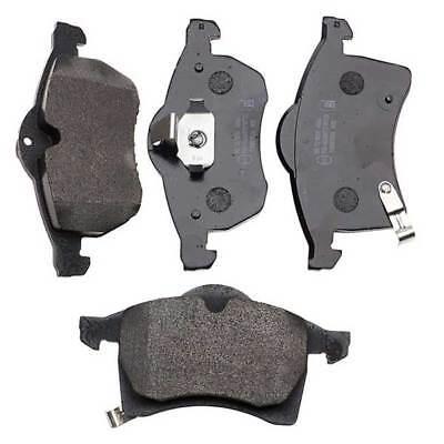 Vauxhall Astra G MK4 Zafira Eicher Rear Brake Pads Set Bosch Braking System