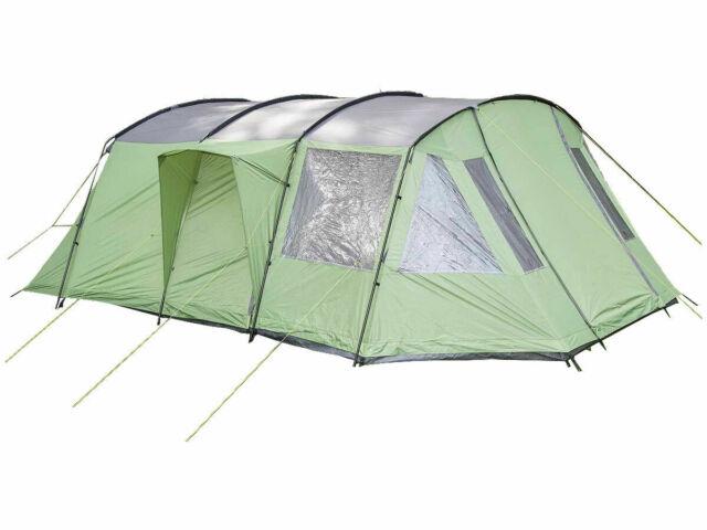 skandika Nordland 4 Person Tent Green