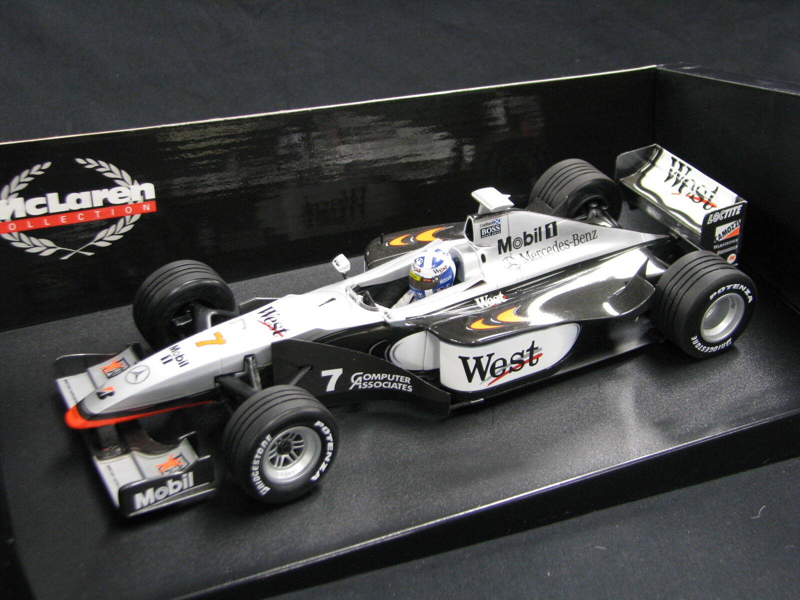 Mercedes mp4   13, campeón del mini oeste de McCochethy 1998  1  18, 3523, David cuta (GBR) (JS)