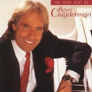 Richard-Clayderman-La-romance-The-very-best-of-16-tracks-1995-Polydor-CD