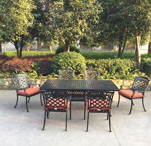 Patio-dining-set-7-piece-outdoor-aluminum-furniture-1-table-6-chairs
