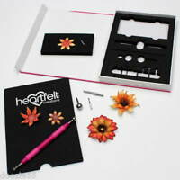 Heartfelt Creations Deluxe Flower Shaping Kit Hcst1-401 Free Ship U.s. Create 3d