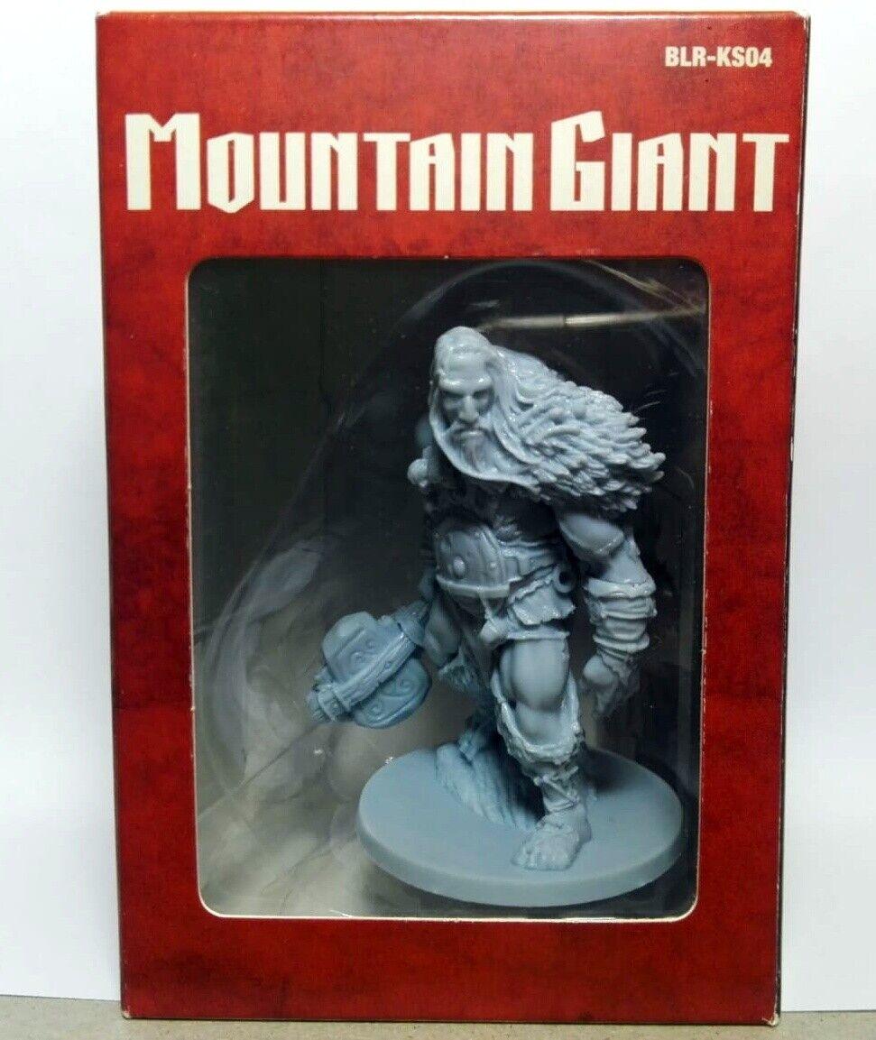 MOUNTAIN GIANT - BLOOD RAGE exclusive KickEstrellater