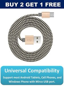 0-5m-USB-Micro-FAST-Data-Charger-SAMSUNG-Galaxy-Edge-Cable-Android-Kindle