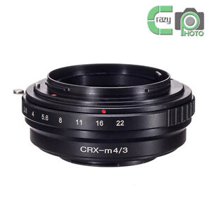 CRX-M4-3-Adapter-for-Contarex-Lens-to-Olympus-Micro-4-3-OM-D-Panasonic-GH4-GX7