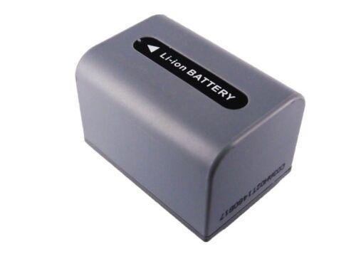 Dcr-dvd404e Premium Batería Para Sony Dcr-hc46e dcr-dvd20 DCR-HC24E Dcr-hc96e