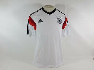 Deutschland-Trikot-Groesse-L-Adidas-Jersey-DFB-Die-Mannschaft-Nationalmannschaft