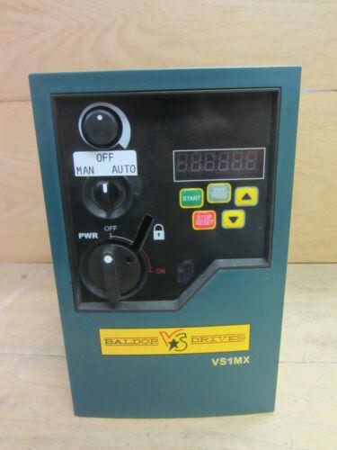Baldor VS1MX42-2D 2HP 480VAC 3Phase AC Drive Used CSQ