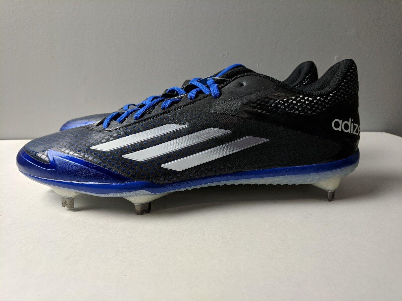 Adidas Adizero Afterburner 2.0 Cleats Men's Baseball shoes Brand New Size 10.5