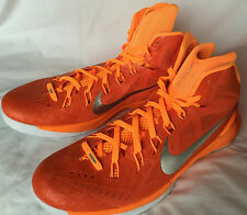 b0ad93cf1862 ... bright citrus white metallic silver 653483808 shoes 2bc42 be631   wholesale item 2 nike hyperdunk 2014 orange 653483 808 silver basketball  shoes mens 18 ...