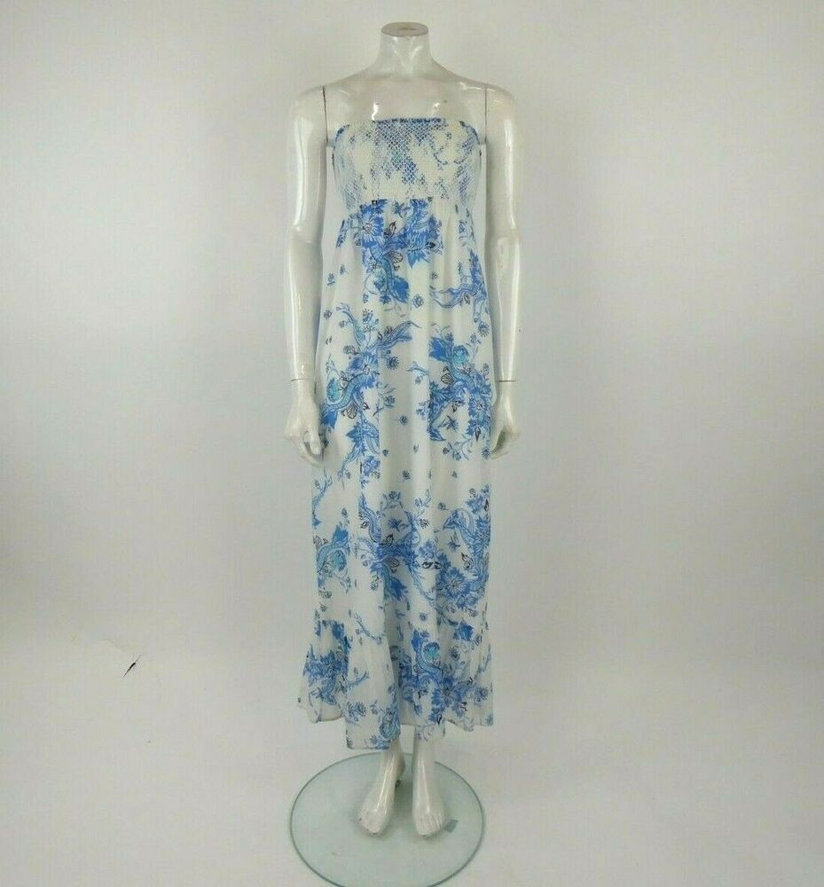 Alice De Temperley Robe Longue Taille Us 6/uk 10 Bnwts