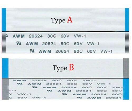FPC FFC VW-1 AWM 20624 80C 60V Flachbandkabel Kabel Ribbon Flex Flat Cable