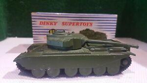 DINKY-SUPER-TOYS-Militaires-ref-651-en-boite