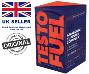 Testo Fuel The Uk S Best Selling Testo Booster 120 Capsules Ebay